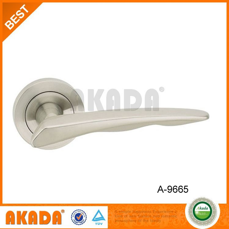 Unique Design Wooden Handles For Hand Tools,Zinc Alloy Door Handle