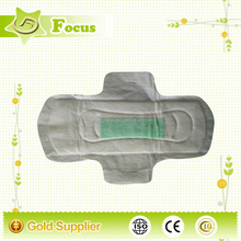 Super Absorbent Feminine Hygiene Product Disposible Anion Cotton Sanitary Napkin