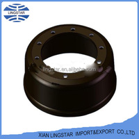 Truck Brake Drum for Mitsubishi truck FV515