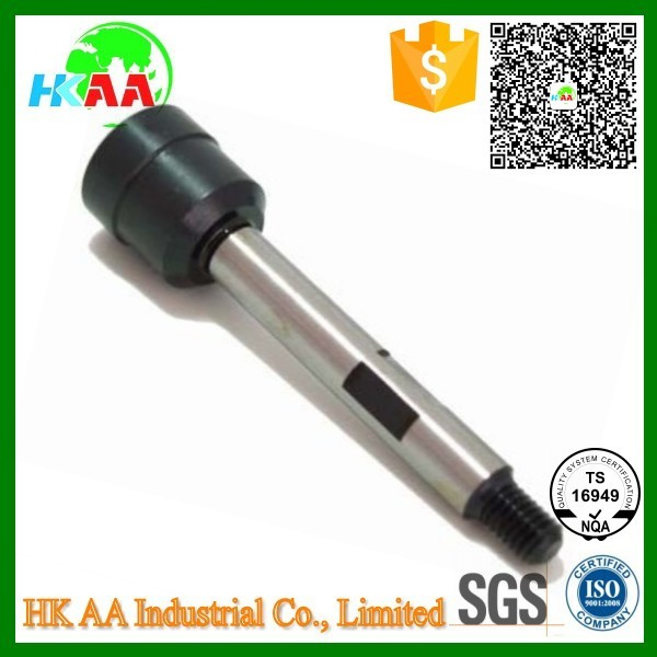 TS16949 approved factory supplier custom design billet steel cnc machined rear axle for auto car racing