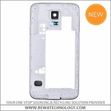 Middle Plate Housing for Samsung Galaxy S5 Mobile Phone Repairing