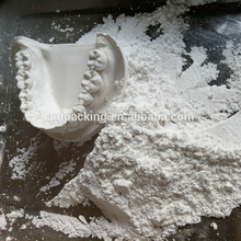 Gypsum powder plant for dental ceramic powder/dental die stone