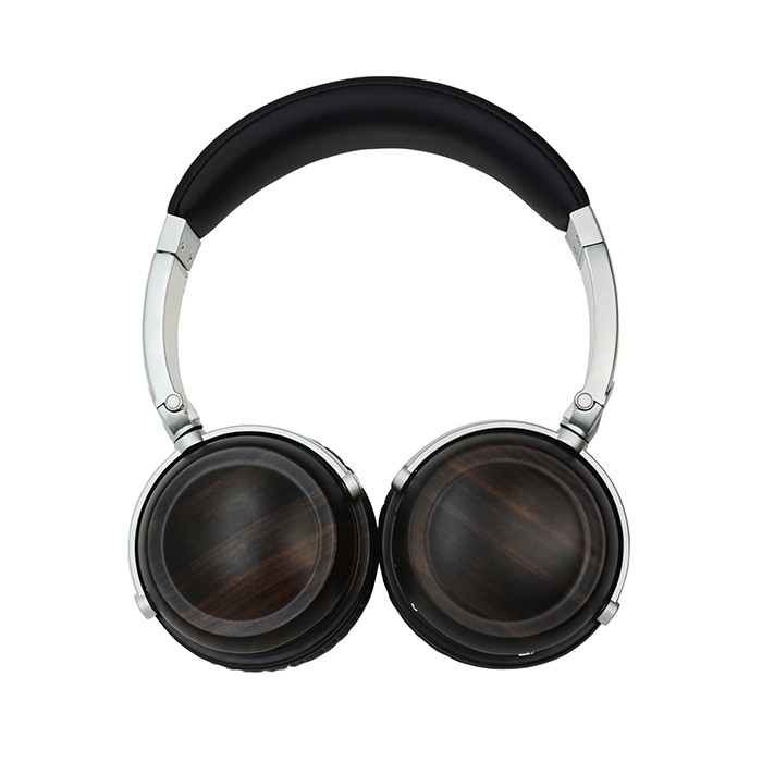 Wireless stereo bluetooth 4.0 active noise cancelling stereo headphone with 3.5mm audio plug
