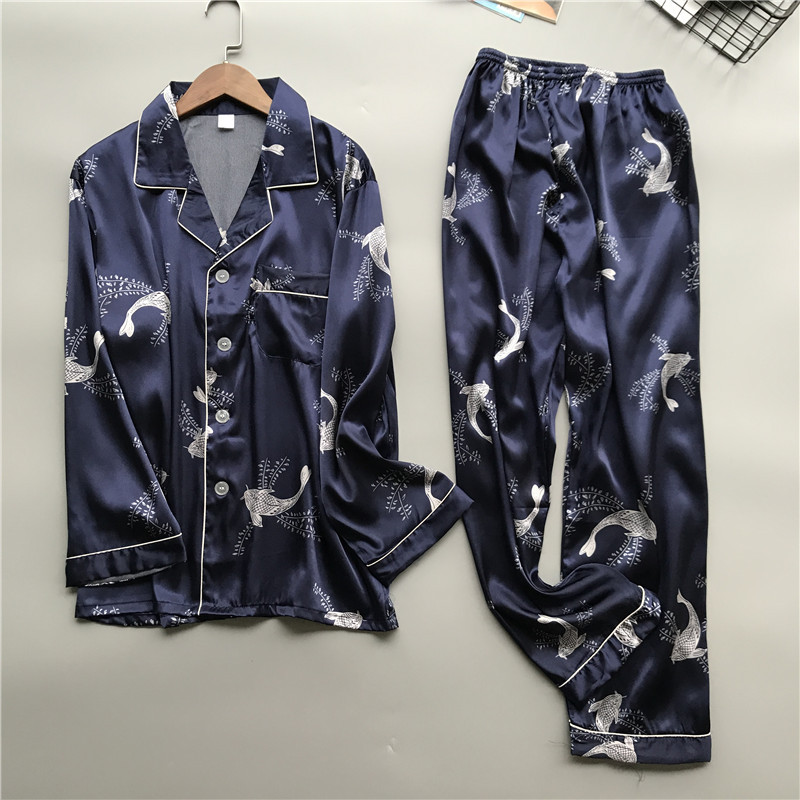 Floral Similar Ice Silk Strawberry Nightwear Short Sleeve New Design Pajamas Sleepwear