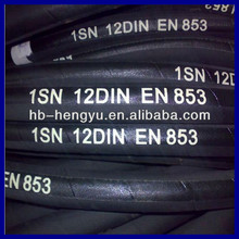 China manufacturers spiral steel wire reinforced rubber oil hose/pipe/tube