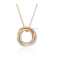 Best Gifts For Valentine's Day Stainless Steel Petite Infinity Rings Pendant