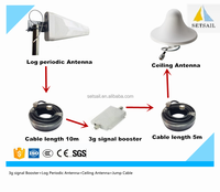 3g signal booster for telecom mobile signal booster with 2100MHz