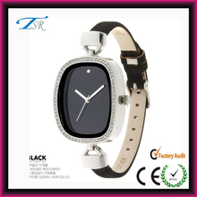 2016 Best Valentine's Day girlfriend's gift stainless steel vogue watch small wrists