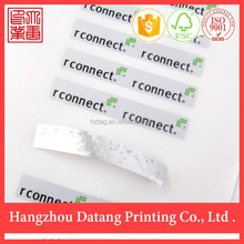 Security labels high performance stickers laser anti-counterfeit label