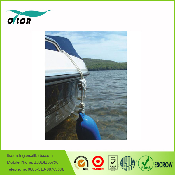 High Quality Wholesale colorful Port PVC Marine Boat Fender