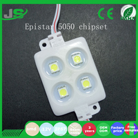 China Waterproof IP67 Injection DC 12V 4 Chips smd 5050 led Module