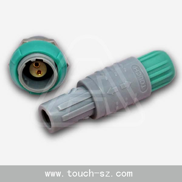 Factory direct sale 2 pin to 14 pin plastic plug quick wire connector