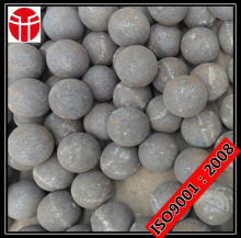 high carbon 120mm forged steel grinding ball for ball mill