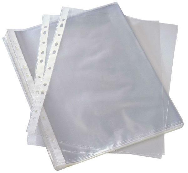 Wholesale Clear Plastic Folder Sheet Protectors Pp Folder