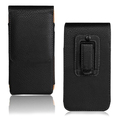 New Design PU Leather Cell Phone Holster Bag Smartphone Pouch Belt Case Waist Pocket For iPhone7 7Plus