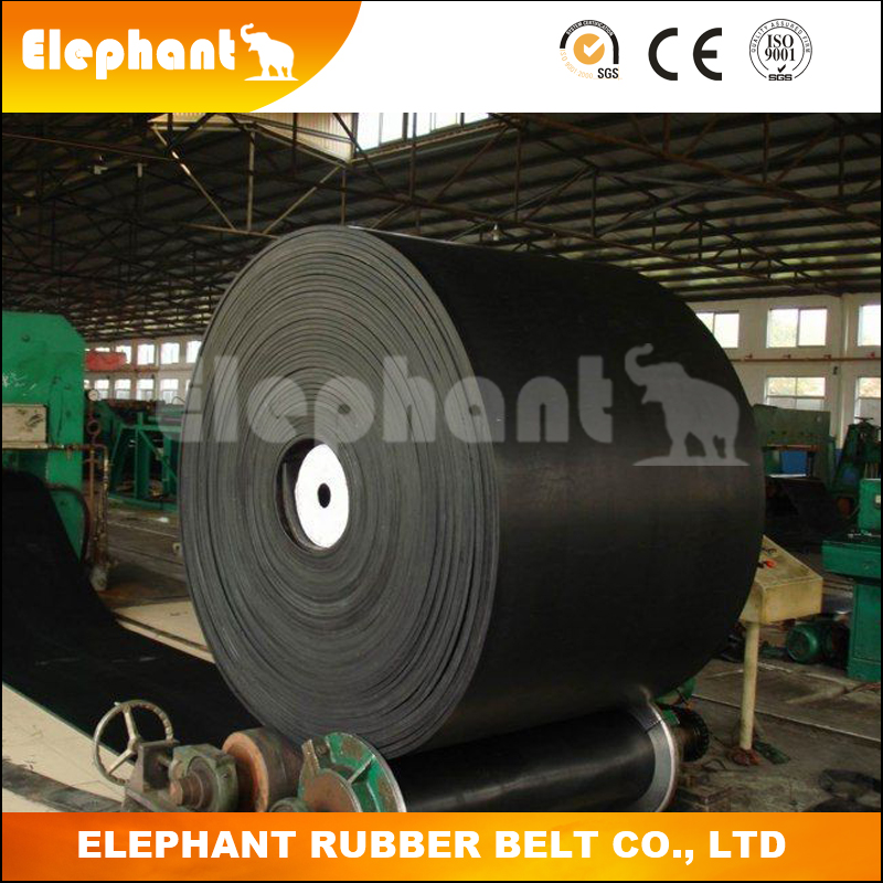 Heavy Duty Rubber Conveyor Belt for Crushed Stones