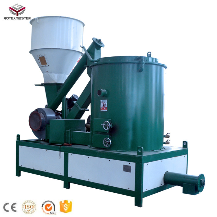 Hot sale wood Pellet biomass Burner / biomass gasifier for Drying