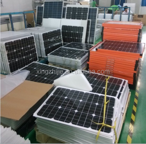 Sharp pv solar panel 220w for South Africa, Middle East and European market