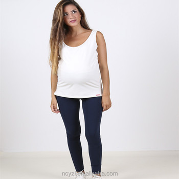 Hot maternity clothing
