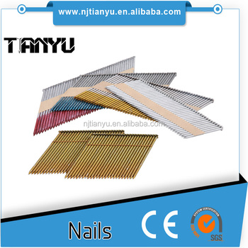 28 wire weld strip nails fits all framing nailers
