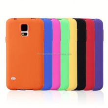 mobile phone silicone case for sumsung 5 for sumsung galaxy S5