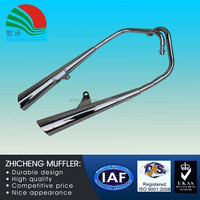 China High Quality Motorcycle Exhaust Muffler The China-125c