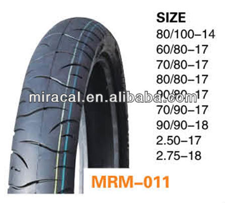 Good Quality Near Dunlop Motorcycle Tires 90/90-18