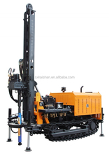 Portable hydraulic small electric water well drilling machine , horizontal drilling machine for sale