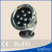Waterproof IP68 Underwater aquarium light led