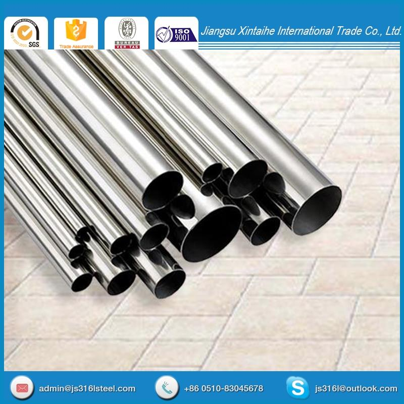 Hot product cheap 304 /316 stainless steel tapered tube