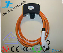 New Energy Electric Vehicle Charging Cable Ev Cable Car Battery Iec 62196 Home Charger Connector Plug