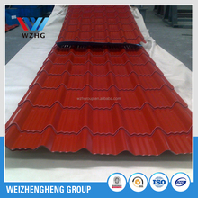 750 800 950 Pre painted Galvanized Corrugated Steel Roofing Sheet
