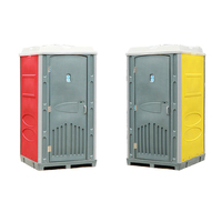 Single Design Steel Gate Design Prefabricated Sandwich Panel Garage Portable Toilet Trailer
