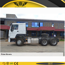 420 horsepower tractor truck for sale with low price and quality