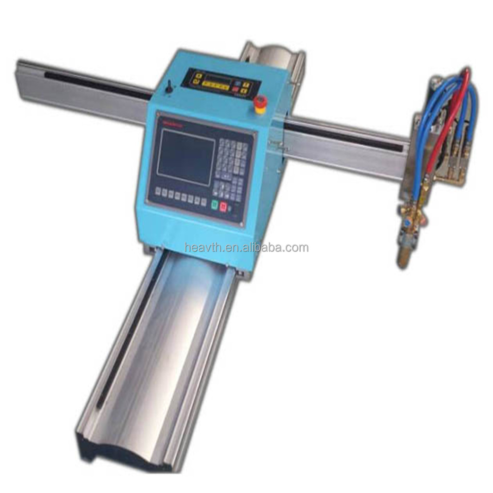 Stainless steel cutting machine portable used cnc plasma/flame cutter with CE certificate