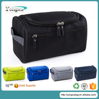 high quality fashion travel clear pvc cosmetic bag bags made in china