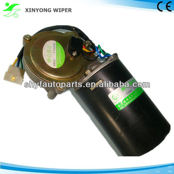 Hot Sell Heavy Truck Spare Parts Windshield Wiper Motors