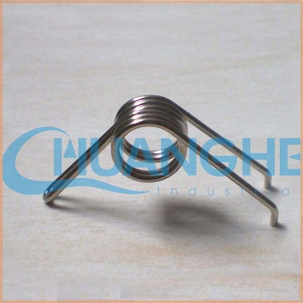 Customized high-strength torsion spring hinge