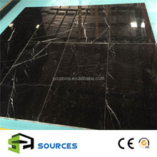Black Marble with White Vein Nero Marquina Marble Slab Price