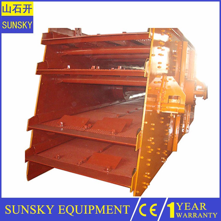 high frequency vibrate screen conveyor belt , vibrating screen machine