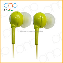 World Cup Promotional Items Dual Volume Control Bass Boost Headphone