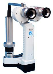 Portable Slit Lamp Microscope AJ-5S with CE/Optical Apparatus