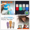 Solid Perfume Containers/Airline Civilized Carry-on Silicone Travel Bottle Lovely Tube For Fragrance