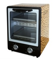 Wholesale Price 2 Trays Gas Rotary Oven/Rotary Baking Oven/Gas Bakery Oven