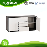 Nice Quality Comfortable Design Low Cost Wooden Lcd Tv Stand
