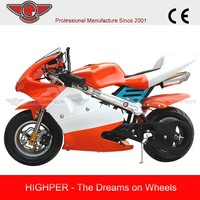 2014 Kids 49cc Off Road Pocket Bike (PB008)