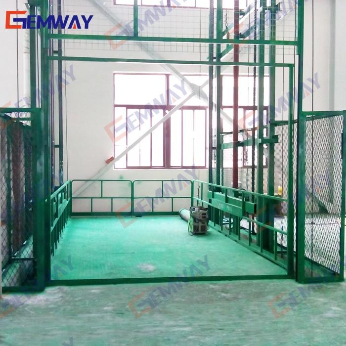 Custom Design Electric Goods Elevator Hydraulic Diy Cargo