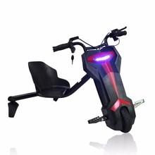 20 Inch Adult 300Cc Trike For Cargo 500W Adults 3 Wheel Electric Scooter