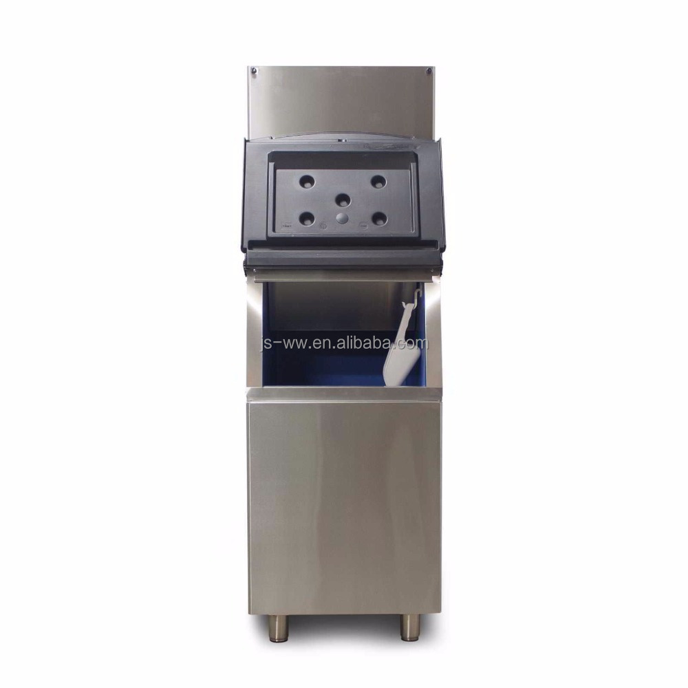 Stainless Steel Combination/Separate Type cube mini ice maker 300kg per day for cold drink