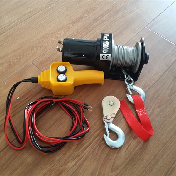 Portable used mini electric winch motor 12v for sale buy for Small electric motors for sale
